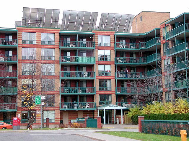 Operating since 1990, the Cecelia Murphy Building is home to seniors who wish to remain independent. Residents have access to programs and services offered from Neighbourhood Link Support Services.