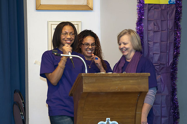 In recognition of Child Abuse Prevention month in October, the Go Purple event is designed to educate, engage and bring awareness to children, youth, families and the community and to provide resources and prevention strategies.