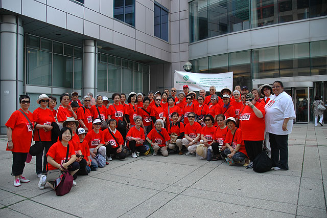 51 participants of the Pui Hong program completed or supported the 2012 Toronto Challenge. What an active, engaged group!